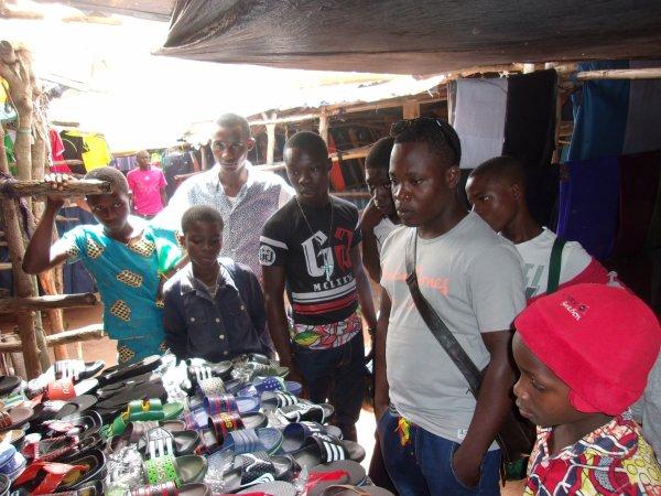 Nos orphelins de Gati décembre Togo 2015