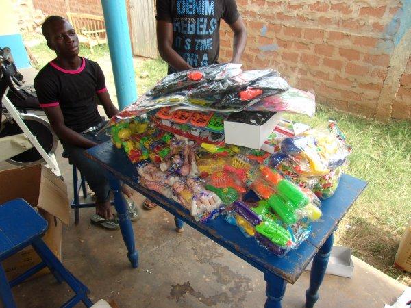 Noël à Gati Togo décembre 2015