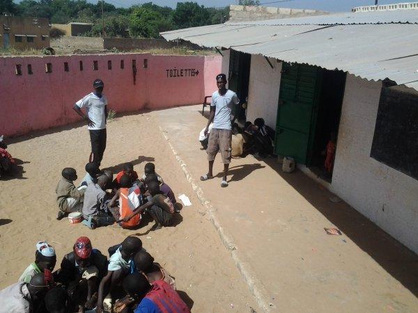 Noël à Saly Sénégal décembre 2015