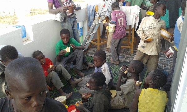 Parrainage à Saly au Sénégal février 2016