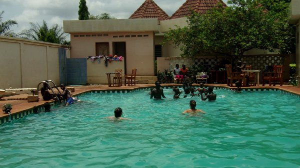 La vie dans notre orphelinat à Gati Togo mars 2016
