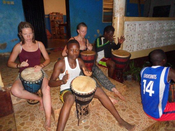 Nos orphelins de Gati au Togo septembre 2016