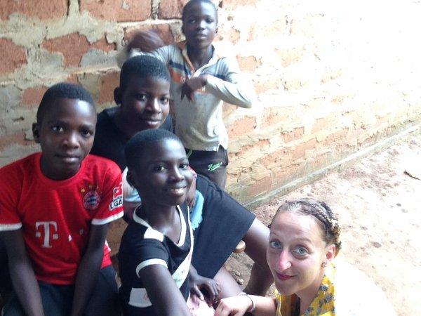 La vie dans notre orphelinat Togo décembre 2017
