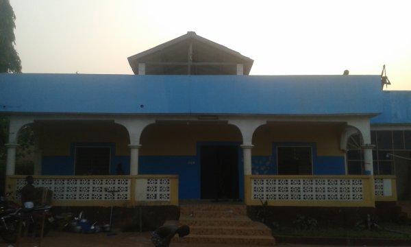La vie dans notre orphelinat Togo février 2018