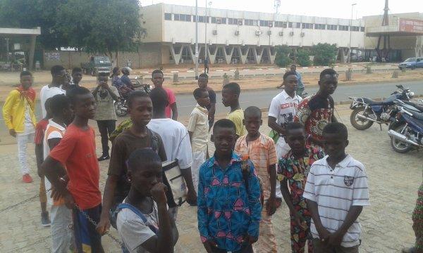 Remerciement à ''Terre des hommes '' Togo juin 2018