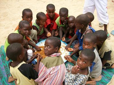 Les talibés vous donnent rendez-vous tous les jeudis! Sénégal 2007