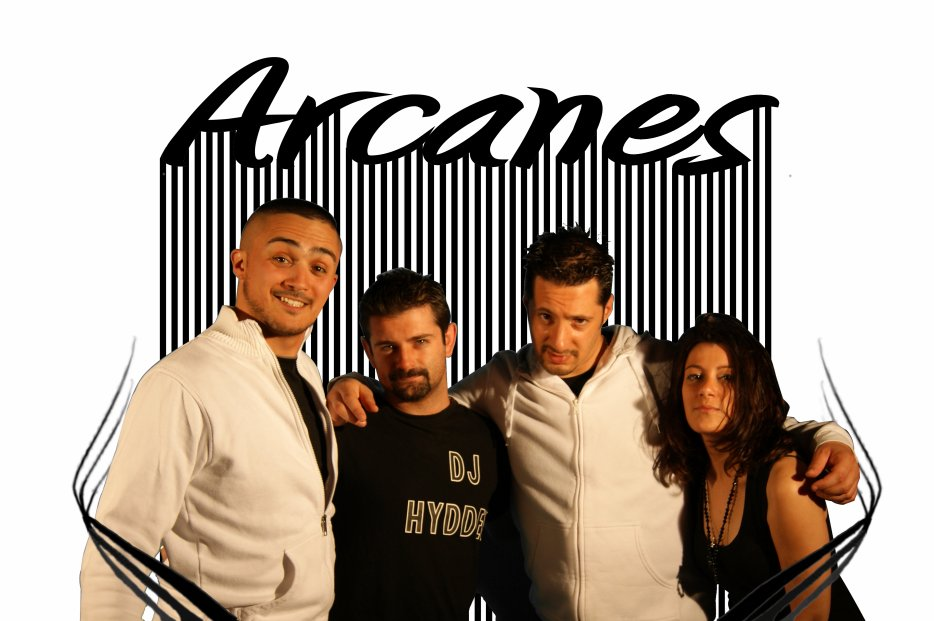 Arcanes (ex White Niggaz)