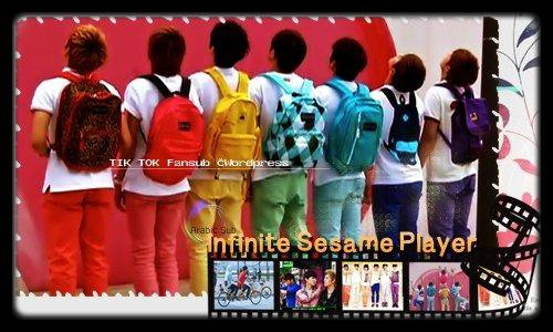 INFINITE Sesame Player