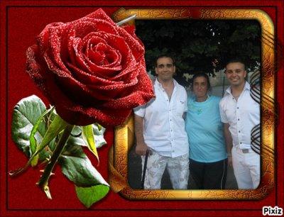 ma mamie mon oncle et mon cousin