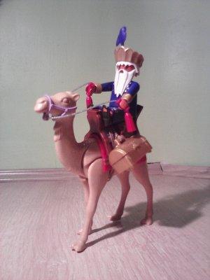 Les rois mages Playmobil (4886)- Bientot Noël !