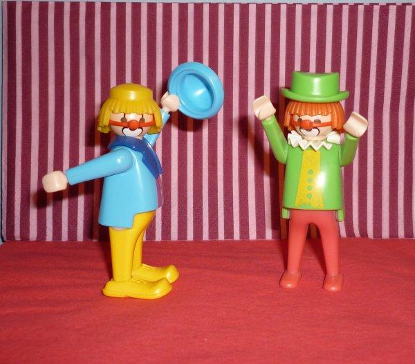 Playmobil CIRCUS !