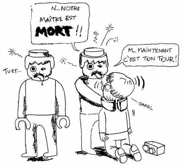 Humour de Playmobil (Pour sourire comme eux) :)