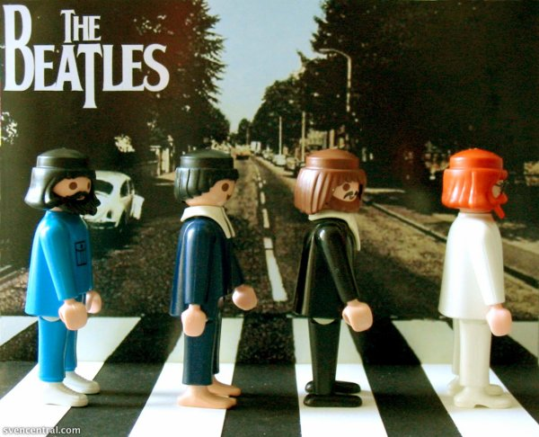 Stromae en Playmobil.