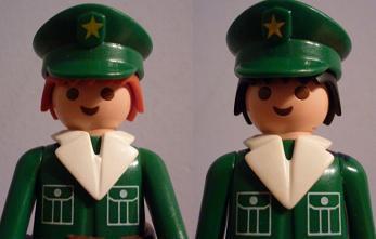 Mr Watson R. reprend du service ! (Playmobil détective - ref : 4501)