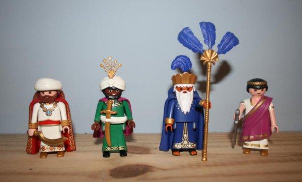 Playmobil : Les rois