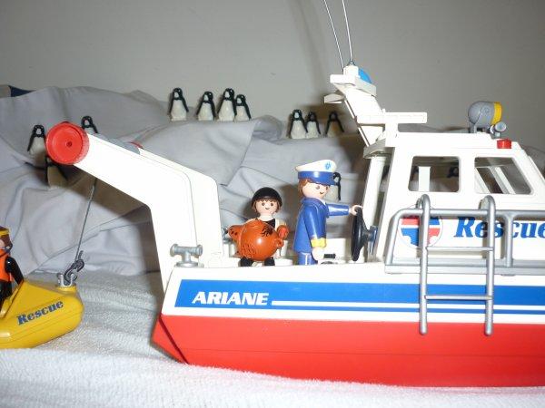 Playmobil expédition polaire