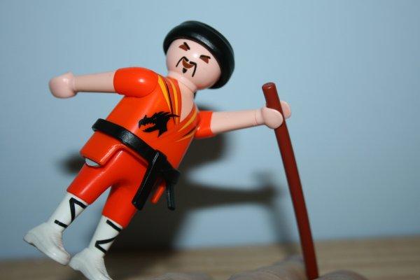 Playmobil figure série 3