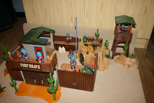 Fort Nordiste Playmobil ref : 5245