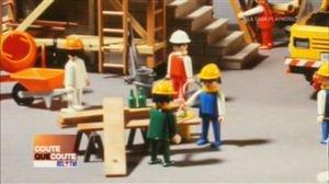 Reportage Playmobil (RTL TVI - coûte que coûte)