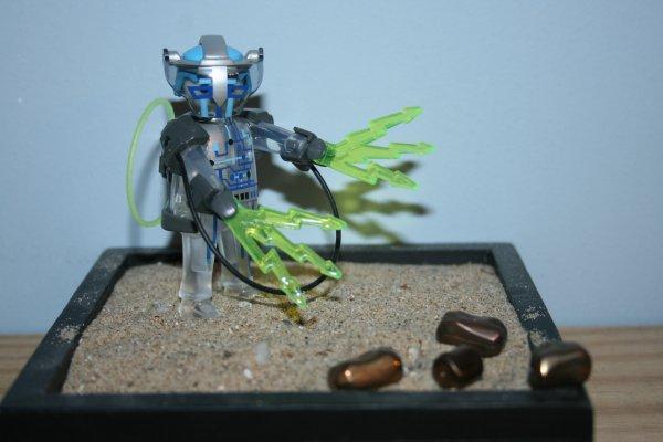 Playmobil homme du futur, spécial figure série 3