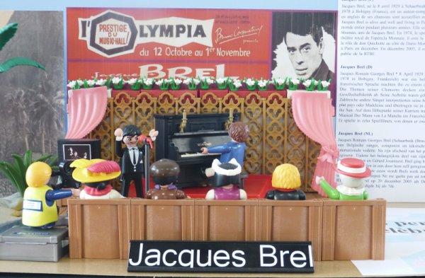 Expo Seneffe. Les personnages Belges célébres. (Bruno)