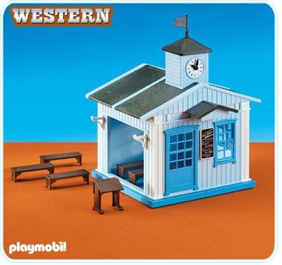 Bâtiments Western