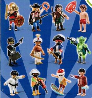 Nouveautés 2014 série Playmobil surprise 6 & 7