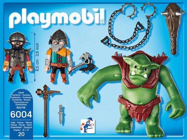Nouveautés 2014 : thème chevalier avec un ogre ! :)