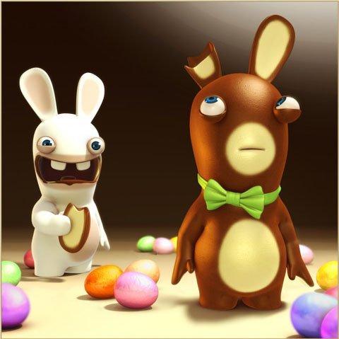 Joyeuses Pâques à tous.