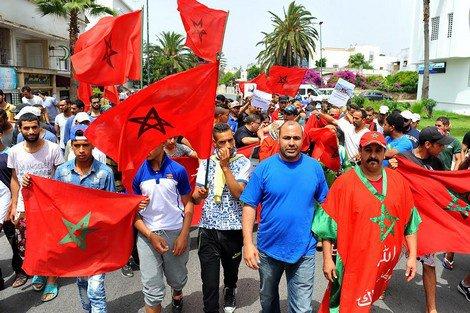 """(ماتقيش أخلاقي"""" تدعو للاحتجاج ضد المس بقيم المغاربة( كل تفاصيل موجود في الرابط الموجود في أسفل الصورة"""