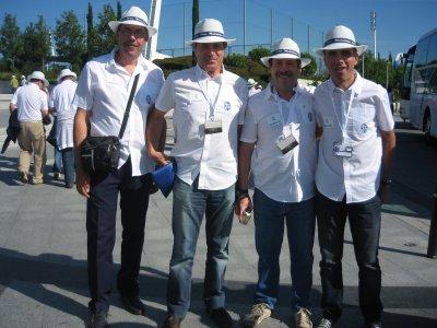 Reunion Peñas 2011