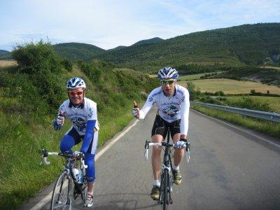 Ciclismo en Jaca