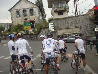 Bordeaux - Lourdes 10/07/2011