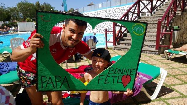 vacance au tenerife 2016 des personnes pour fétes des papas
