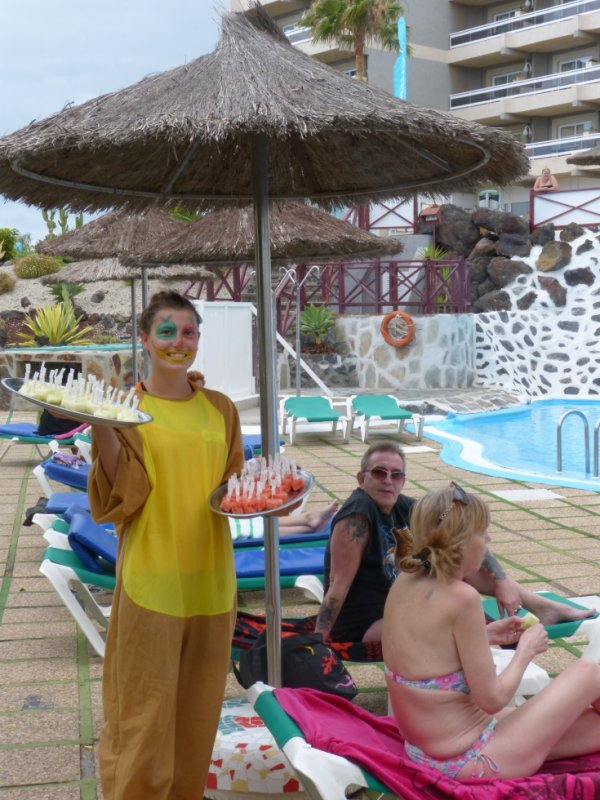 photo de vacance tenerife 2016 (les canaries)