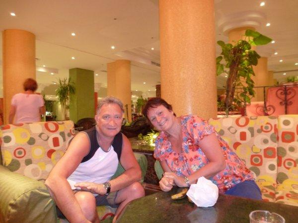 photo de  vacance en égype 2012(mes amis de paris)