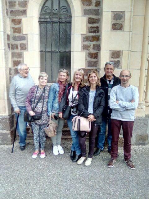 c'est la famille pacary frére et soeurs et mon mari andré mari ma soeur myriam stéphane