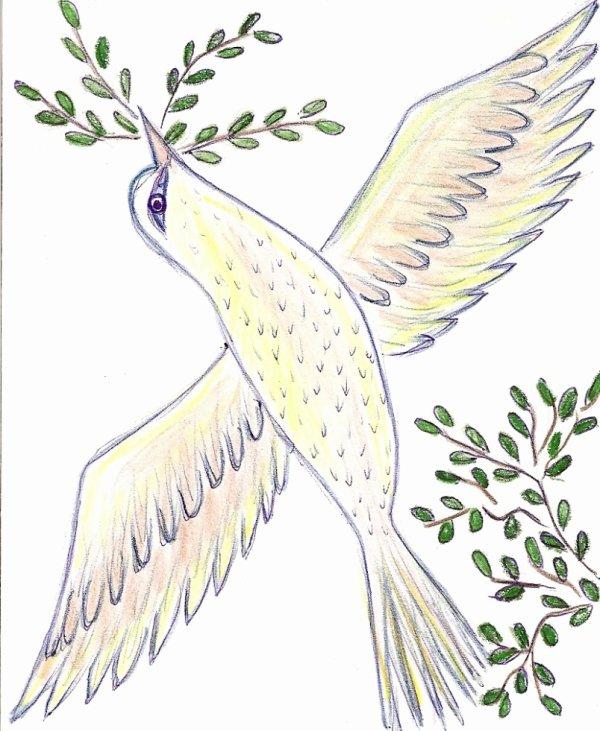 dessin de belle-mére 86 ans(décéddé le 6 janvier 2011)interdit de prendre
