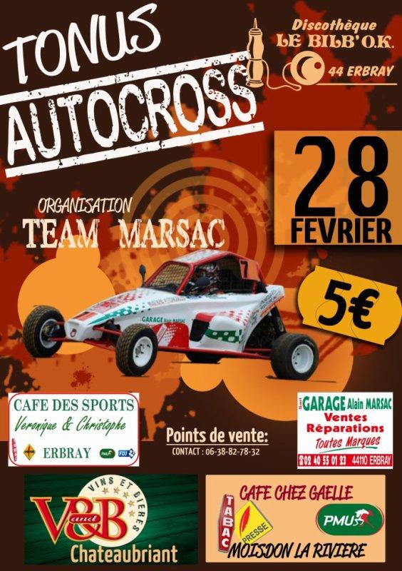 Tonus Autocross au Bilb'ok!!!!