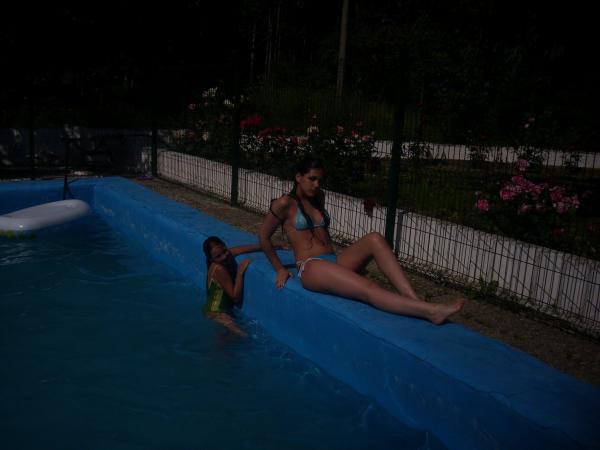 moi et ma petite cycy   <3 en mode d été