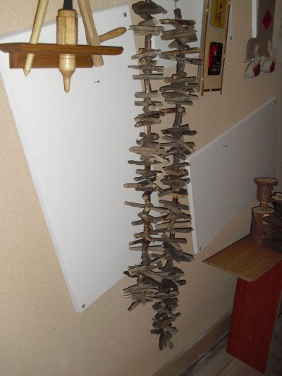 Guirlande en bois flotte blog de atelierboisducreux for Guirlande bois flotte