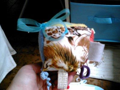suite des cadeaux envoyés à Mamie Lalou