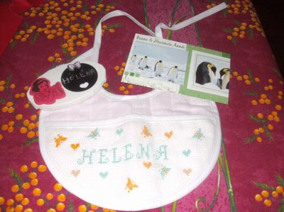 mes petits cadeaux pour Héléna