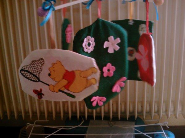 pour une petite Zoé née le 5 novembre dernier...