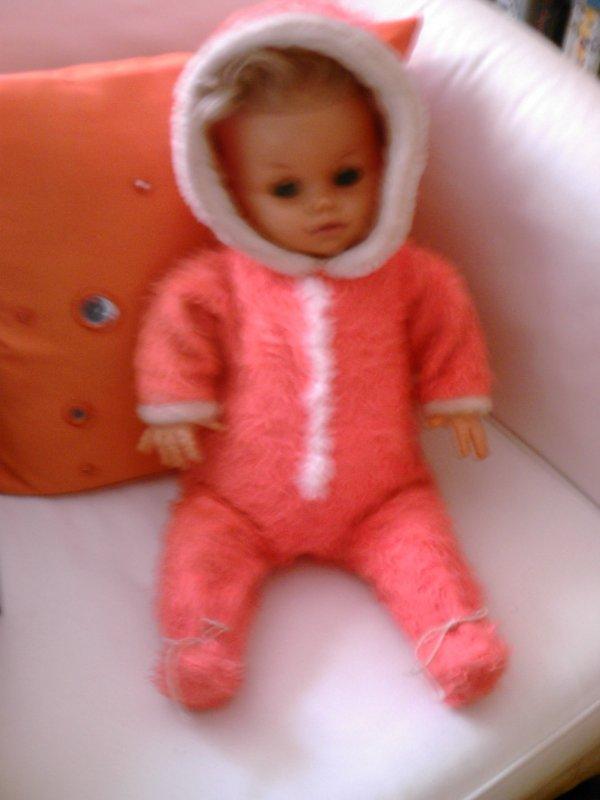 ma poupée Bella...