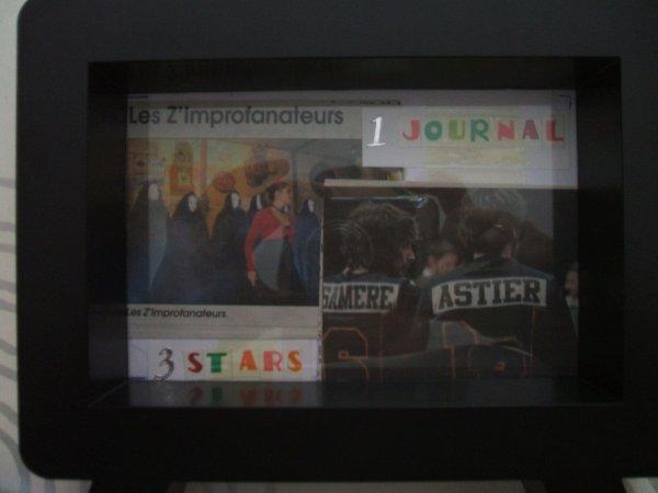 """Lola dans le journal (local) et dans la """"télé"""""""