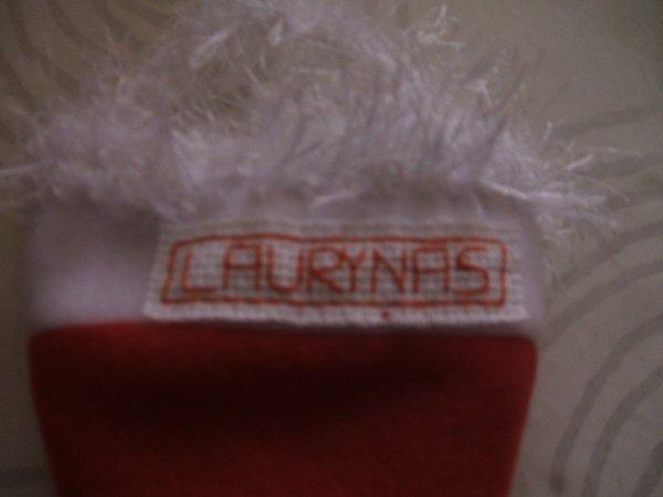 le colis pour le noël de Laurynas