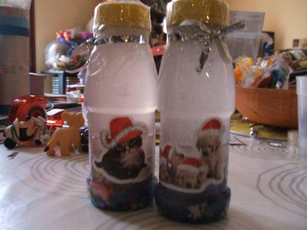 mini-bouteilles magiques refaites