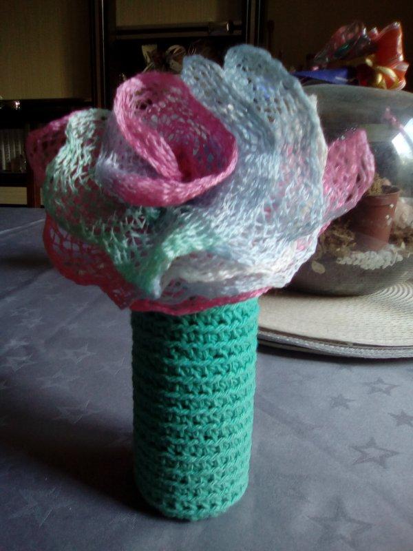 crochet/tricot et système D/récup