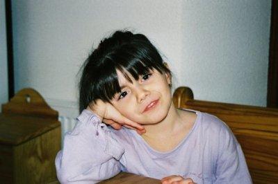 Mwa quand j étais petite <3